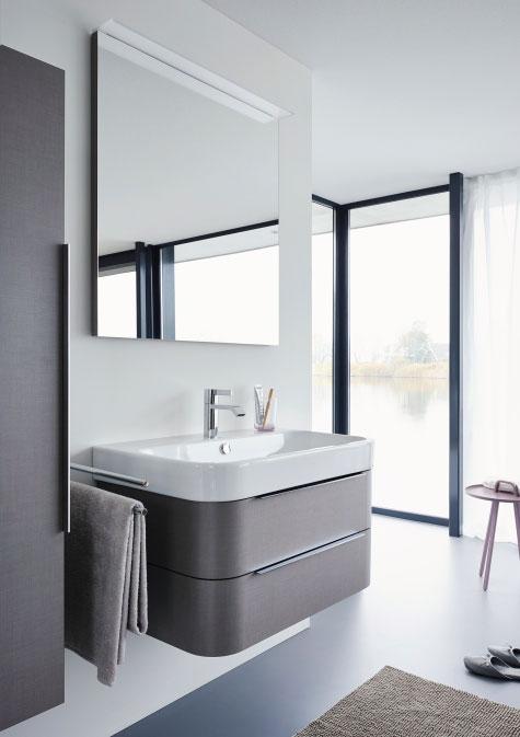 badkamer meubels van duravit - badmeubels in elegant design | duravit, Badkamer
