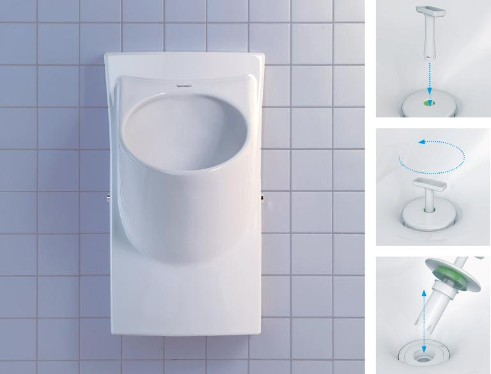 Urinoir In Badkamer : Architec badkamer sanitair: toiletten wastafels & meer duravit