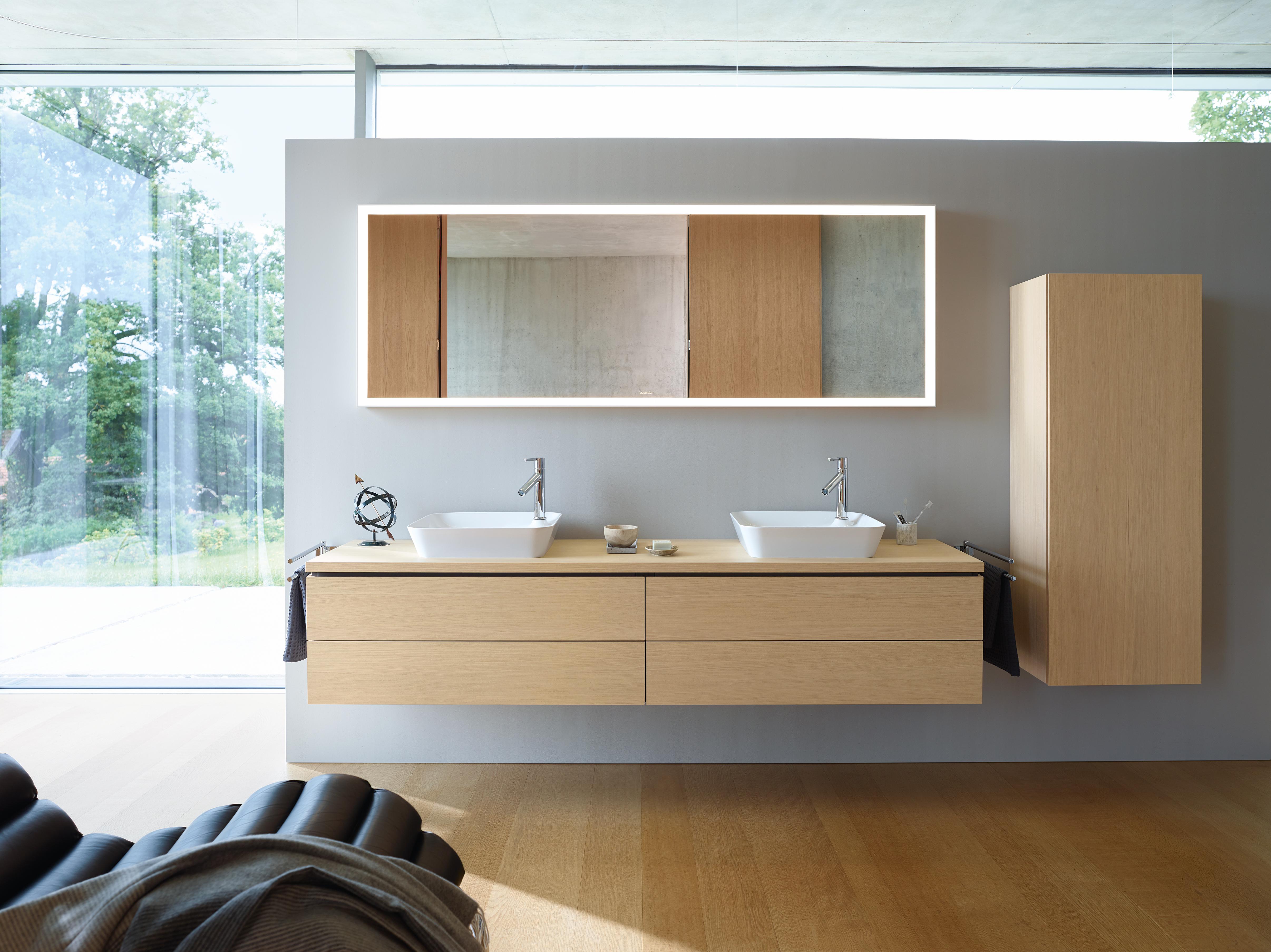 Badkamer meubels van duravit duravit