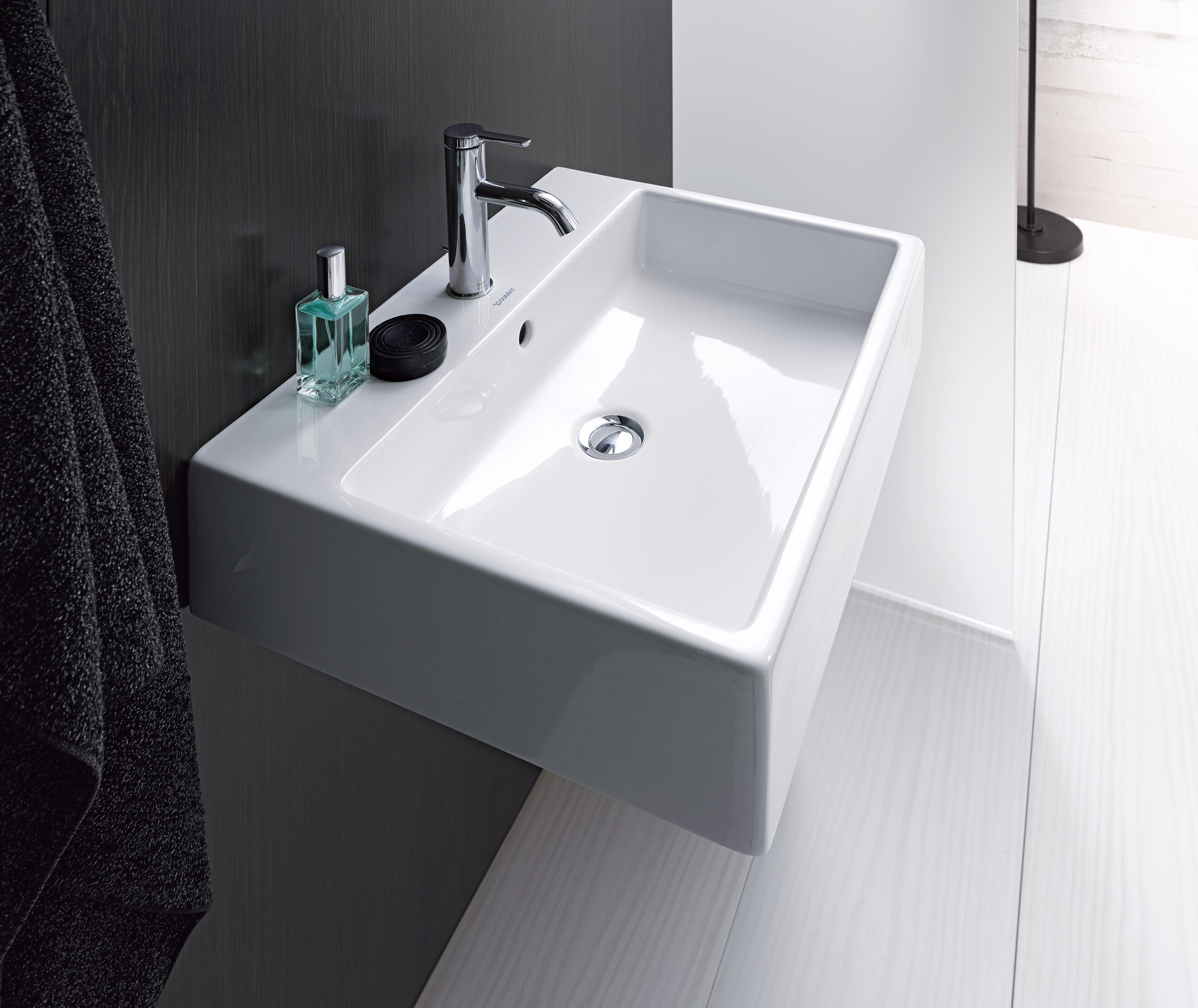 Duravit vero air badkamermeubels baden wc 39 s en meer duravit - Wastafel een poser duravit ...