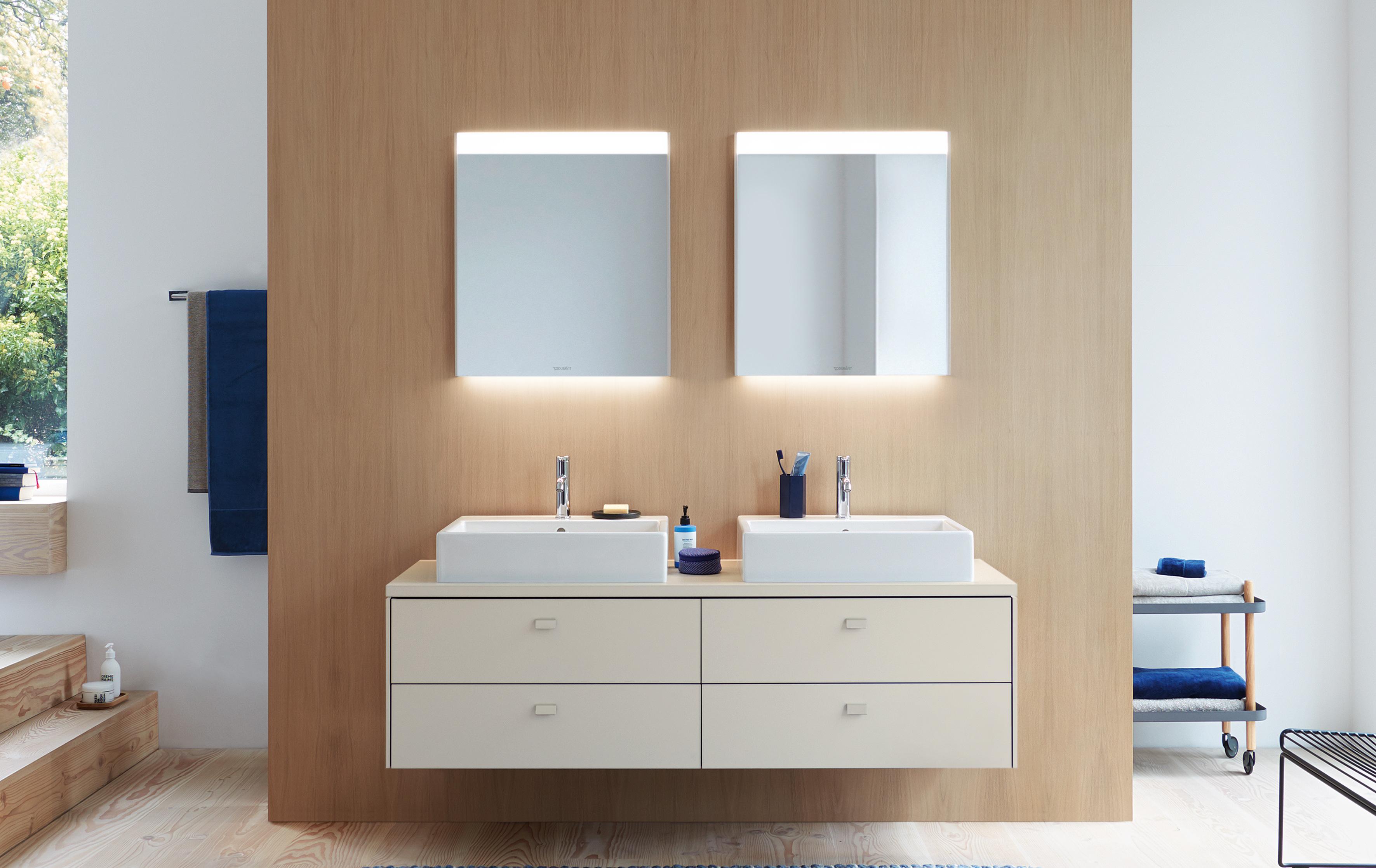 Kastje Badkamer Afbeeldingen : Design badkamermeubels en sanitair voor thuis duravit