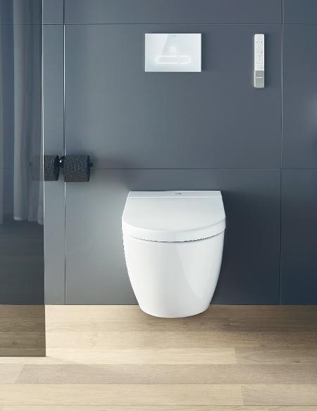Surprising Duravit Sensowash Starck F Shower Toilets That Inspire Pabps2019 Chair Design Images Pabps2019Com
