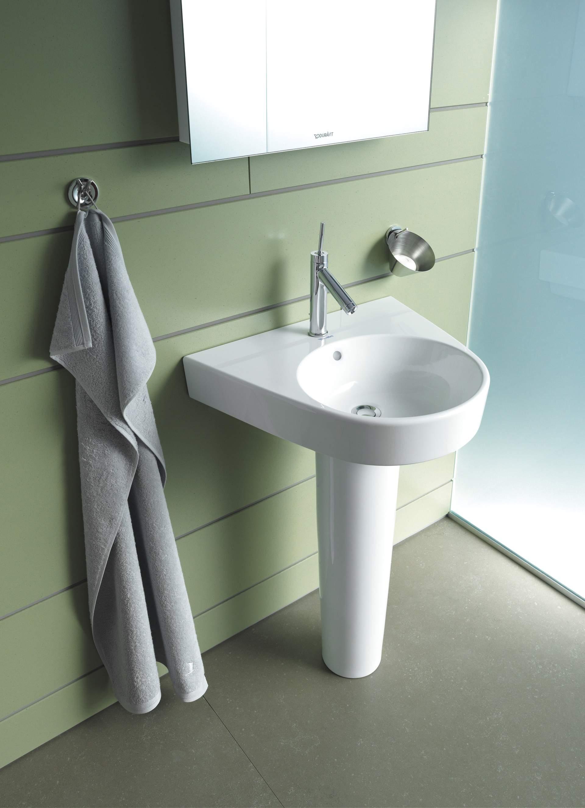 starck 2 wastafel 232355 duravit. Black Bedroom Furniture Sets. Home Design Ideas