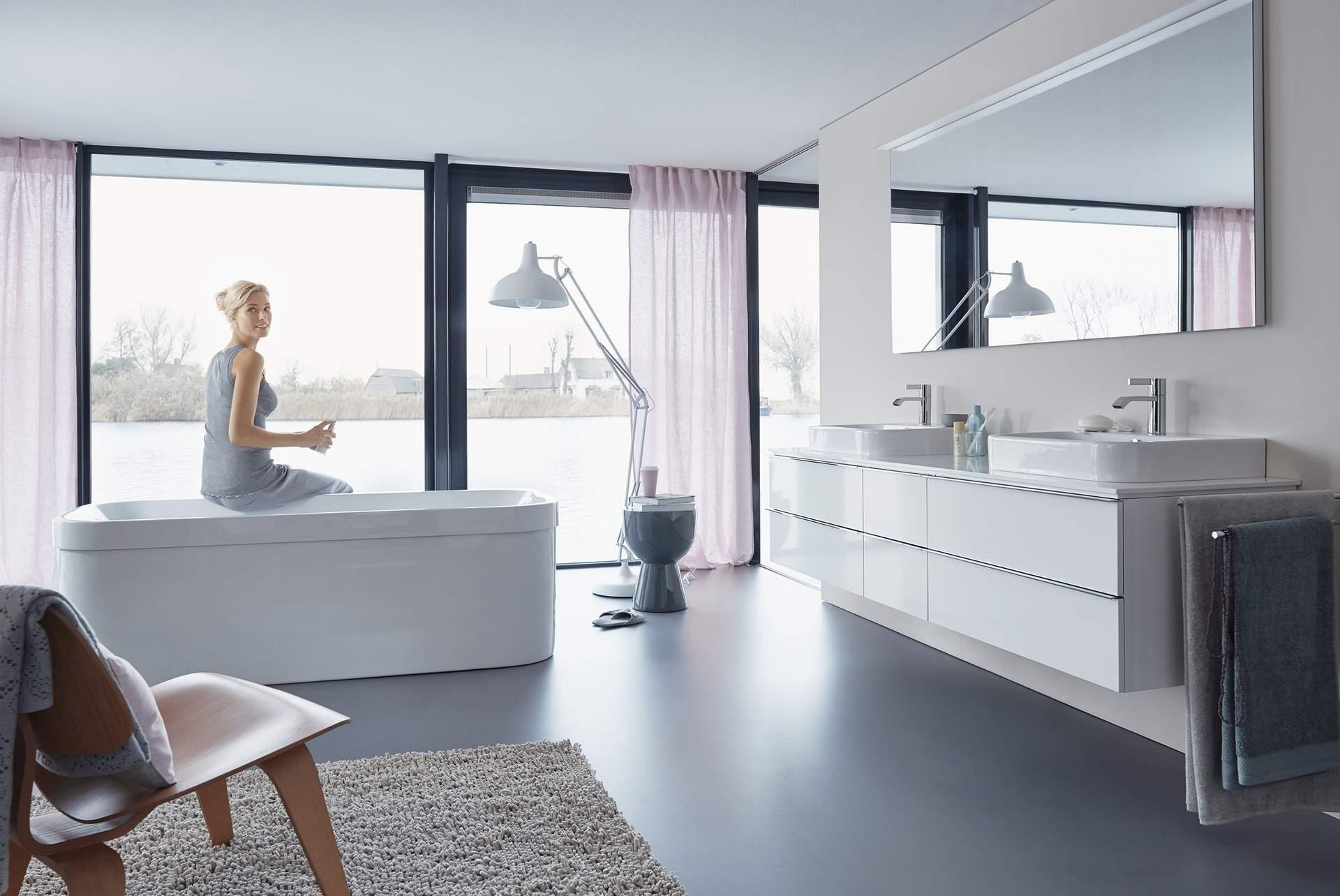 Badkamer Meubel Duravit : Duravit happy d meubels voor de badkamer duravit